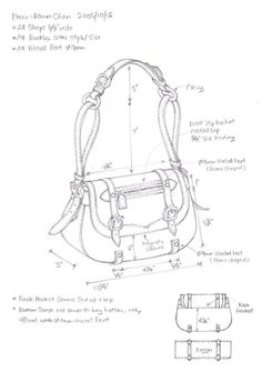 30+ Bag design sketches ideas | bag illustration, bags designer, drawing bag