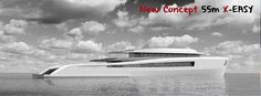 With a working named X-Easy, one would expect that the new 55m superyacht design from Monaco-based Pastrovich Design would be...