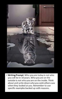 Writing Prompt: Self Worth                              … …