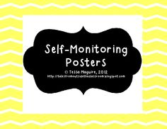 Self-Monitoring Posters.pdf