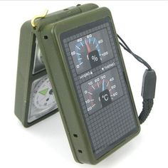Multi-functional 10 in 1 outdoor hiking camping survival LED compass. Flintstone: Wilderness survival by make fire. 1 x Compass. Reflector: Call for help in country-side, reflect sunlight to sent out the light signal. Survival Shelter, Survival Tools, Wilderness Survival, Camping Survival, Outdoor Survival, Camping Gear, Survival Items, Outdoor Camping, Camping Tools