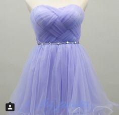 Lavender Homecoming Dress,Short Prom Dresses,Tulle Homecoming Gowns,Short Prom Gown,Strapless Cocktail Dress,Cute Homecoming Dresses 2015 For Teens
