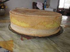 Musím se vám pochlubit, krásnější korpus jsem na dort snad nikdy neměla! Autor: Reny Naty A. Graham Crackers, Bellisima, Pavlova, Cheesecake, Food And Drink, Eat, Cooking, Recipes, Author