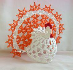 26 cm / span tail / Material: On. Sonata - cotton, viscose - / 294 m Crochet Hook: mm. Crochet Birds, Easter Crochet, Thread Crochet, Diy Crochet, Crochet Flowers, Free Crochet Doily Patterns, Crochet Basket Pattern, Crochet Doilies, Easter Crafts