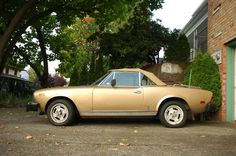 #cars #coches 1981 Fiat Limited Edition Spider 2000. Install Facebook, Spider, Cars, Note Cards, Spiders, Autos, Car, Automobile, Trucks