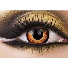 Crazy Contact Lenses | Twilight Vampire Contact Lenses, Crazy Twilight Vampire Contacts ...