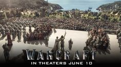 Super proud to have contributed to the #VFX of #Warcraft! Take a look at this first action-packed TV spot: https://www.youtube.com/watch?v=6qEXq0cH3x0