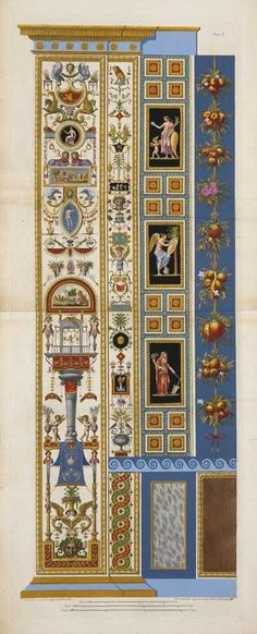 BOOKTRYST: The Scarce and Exquisite Colored Engravings of Raphael's Vatican Loggia