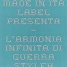 Made in Ita Label presenta – L'armonia Infinita di Guerra StyleHiphopmadeinita.it - hip hop italiano, rap italiano, emergenti, interviste, video, news | Hiphopmadeinita.it - hip hop italiano, rap italiano, emergenti, interviste, video, news