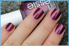 Essie. It's Genius. Great Fall color.