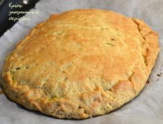 Κολοκυθόπιτα με εύκολο σπιτικό φύλλο και κρητικά τυριά - cretangastronomy.gr Pizza Tarts, Bread, Desserts, Food, Tailgate Desserts, Deserts, Brot, Essen, Postres