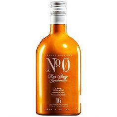 Botella realizada en serigrafía de vidrio por Serivid Trade para Bardinet  www.serivid.com