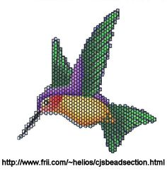 Free Bead Patterns page 2 | CJs Place - extrastellar.net