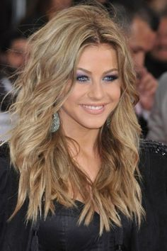 Easy long shag haircuts for effortless style looks (22)