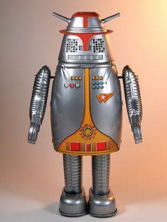 Billiken Shokai – Huck (ハシク) – Captain Ultra (キャプテンウルトラ) @N_G_M_Magazine #pimzond #robots #sci-fi