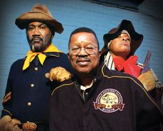 buffalo soldiers museum houston -