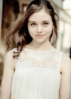 天使みたい♡かわいすぎるインディア・アイズリー♡