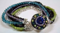 Crystal Clay class at Funky Hannah's Beads & Art, Located in Downtown Racine, WI May 29th, 6-9pm