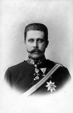 His Royal and Imperial Highness Archduke Franz Ferdinand of Austria-Este (1863-1914)