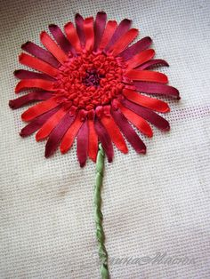 Гербера – цветок парадоксов: символизирует одновременно и тайну, и открытость миру.  Рассмотрите этот чудесный цветок. Гибкий ...
