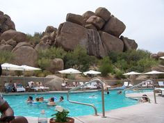 Top 10 Most Luxurious Resorts in the World #5 The Boulders, Arizona