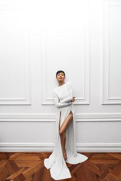 Micah Gianneli // White Dress