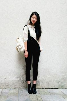 8 Ways to Try the Overalls Trend   Teen Vogue