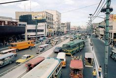 Quiapo Manila, Philippines 1983 (640×433) Philippines Culture, Manila Philippines, Places Around The World, Around The Worlds, Philippine Holidays, Filipiniana, She Was Beautiful, Vintage Photographs, Back In The Day
