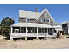 $624,900  WONDERFUL YEAR ROUND BEACH HOME WITH WRAP AROUND DECK. SIT OUT ON YOUR SPACIOUS COVERED PORCH AND ENJOY THE OCEAN VIEWS OR STEP TO THE BEACH FOR A SWIM! LOTS OF OLD WORLD CHARM WITH STONE FIREPLACE FOR THOSE ROMANTIC EVENINGS. VERY SPACIOUS FIRST FLOOR WITH 4 BEDROOMS ON SECOND FLOOR. CLOSE TO GREENBUSH RAIL, SHOPPING, GOLF, SAILING, AND RESTAURANTS.