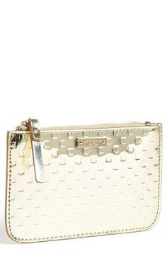 zip coin purse / kate spade