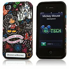 Disney Mickey Mouse iPhone 4/4S Case by Dooney & Bourke - Black | Disney StoreMickey Mouse iPhone 4/4S Case by Dooney & Bourke - Black - The reception will always be bright using Mickey's fashionable iPhone case by Dooney & Bourke, direct from the Disney Parks. You'll adore how it decorates and protects your precious electronic equipment.