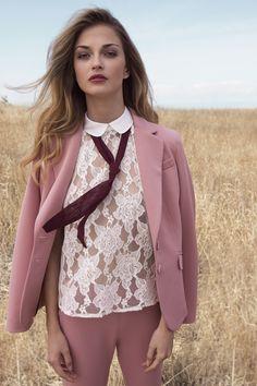 Lookbook - Estalot   www.estalot.com #estalot #style #fashion #ss16 #rosacuarzo