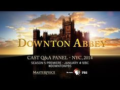 Downton Abbey Cast Q&A from New York | Season 5 | Downton Abbey | Masterpiece | PBS (Not Available in Canada)
