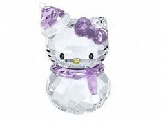 Image result for Hello Kitty Swarovski Figurines