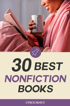 Looking for the best nonfiction books to read that are actually worth reading? How about non fiction books based on true stories? UpJourney's 30 best non fiction books, as recommended by experts, are a MUST read both for men and for women. #nonfiction #books Who You Love, Love Can, Told You So, Best Non Fiction Books, Best Quotes, Life Quotes, Romance Quotes, Happy Moments, Nonfiction Books