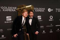 Hashtag #goldenekamera auf Twitter