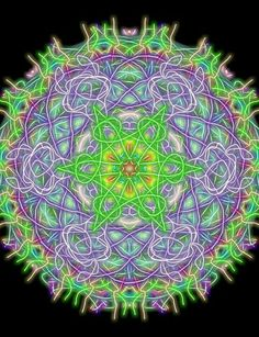 Higher Heart Mandala