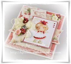 Kjersti's side Magnolia, Teddy Bear, Toys, Cards, Inspiration, Activity Toys, Biblical Inspiration, Magnolias, Clearance Toys