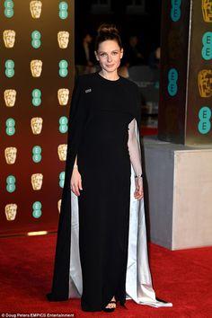 Rebecca Ferguson In Stella McCartney – 2018 BAFTAs