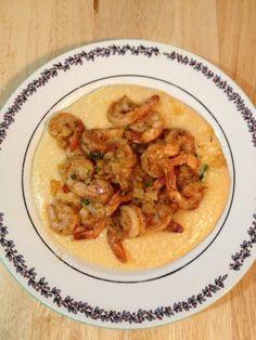 レシピとお料理がひらめくSnapDish - 13件のもぐもぐ - Shrimp & Grits by http://melissasmenu.wordpress.com/