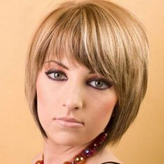 Most popular easy short straight hairstyles