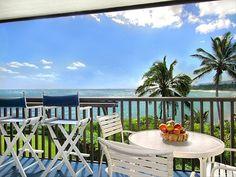 Wailua Bay View Vacation Rental - VRBO 152888 - 1 BR Wailua Condo in HI, Kauai Vacation Rental Deluxe Oceanfront Condo **Specials**