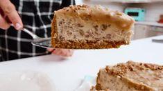 Turtle Chocolate Layer Cake with Caramel Frosting & Chocolate Ganache Homemade Cheesecake, Oreo Cheesecake, Chocolate Cheesecake, Chocolate Cupcakes, Chocolate Ganache, Cheesecake Recipes, Cream Pie, Whipped Cream, Sour Cream