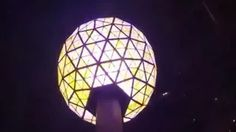 times square 2015 ball drop - YouTube