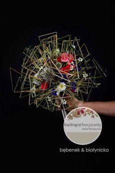 Egzamin Florysta 2015, autor pracy: Gabriela Mojżyszek, fot. Marcin Chruściel