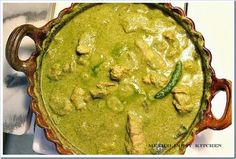 """Mole Verde is also known as """"Pipian"""" or """"Pipian Verde"""" in some places of Mexico. It can be made with chicken or pork, and you can also add vegetables like green beans, chayotes, nopales, zucchini, and even sweet peas."""