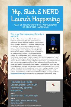 Hip, Slick & NERD Launch Happening http://www.savethedaywhoiscoming.com/invite/44e9f3