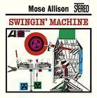 Allison Mose - Swingin' Machine - Japan 24bit - CD Nuovo Sigillato