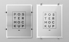 Poster Mockup by 15ONE Creative on Creative Market: http://crtv.mk/g07Km
