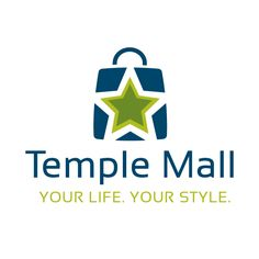 my friend designed this! Temple Mall Logo Design & Branding by Justin Harrison, via Behance Healthy Work Snacks, Healthy Kids, Branding Design, Logo Design, National Sleep Foundation, Eating Before Bed, Workshop Organization, Shop Window Displays, Shop Plans